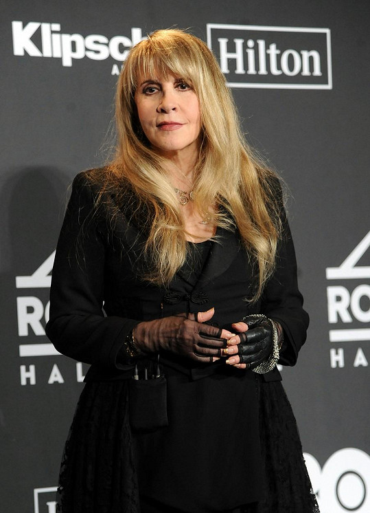 Stevie Nicks se bála o své zdraví.
