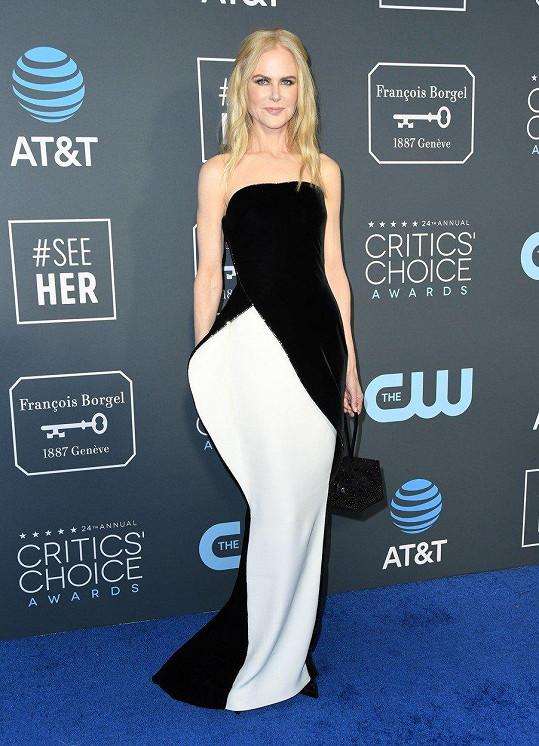 Nicole Kidman patří k nejslavnějším herečkám své generace.