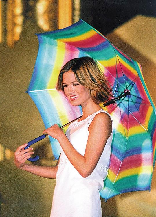 Zuzana Norisová v roce 2002