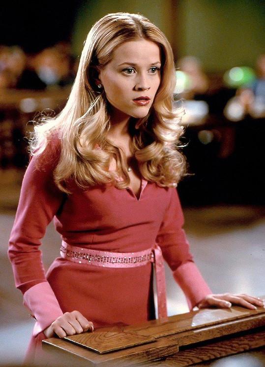 Reese Witherspoon v komedii Pravá blondýnka (2001)