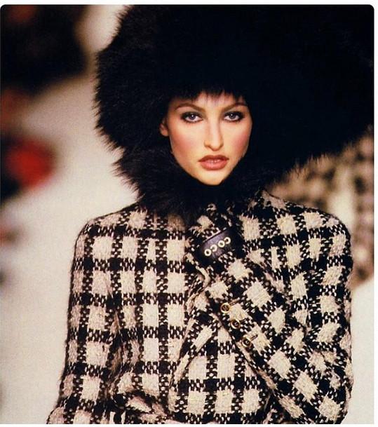Tereza Maxová předváděla pro Chanel, ale i pro značku, která nesla návrhářovo jméno.