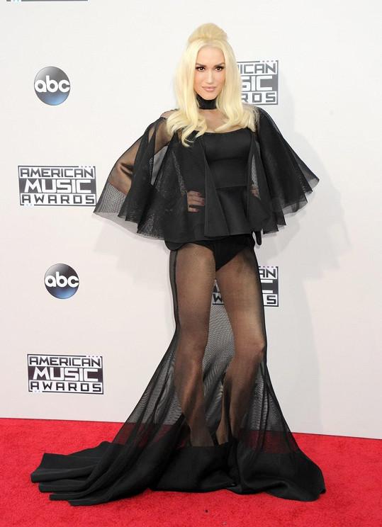 Gwen Stefani si potrpí na provokaci.
