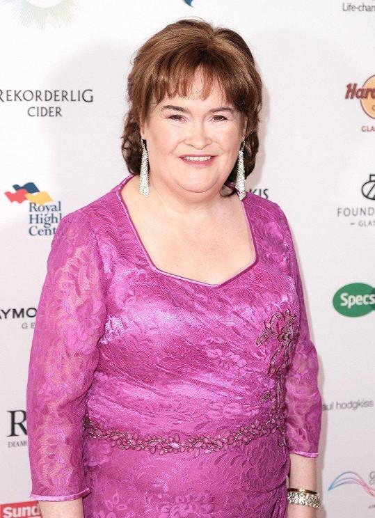 Susan Boyle patří k nejúspěšnějším účastníkům talentových soutěží.