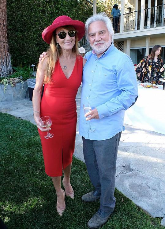 Po rozchodu s posledním manželem našla štěstí s režisérem Davidem Greenem.