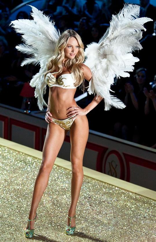 Ta andělská křídla ti vážně máme věřit, Candice?