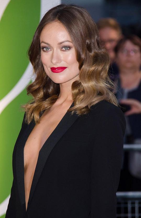 Známá herečka se stala ve 30 letech poprvé maminkou.