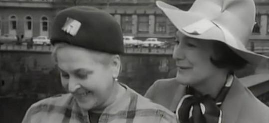 Na plátně se Zita objevila poprvé po pětadvaceti letech ve filmu Hvězda (1969). Hlavní roli hrála Jiřina Štěpničková.