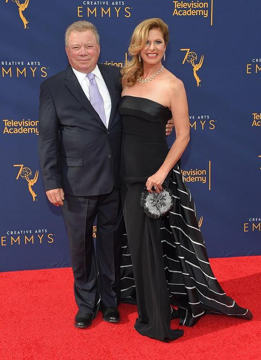 Elizabeth Anderson Martin byla Shatnerovou čtvrtou manželkou.