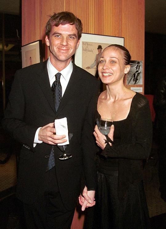 S kokainem sekla po večírku v domě Tarantina, který navštívila s tehdejším partnerem, režisérem Thomasem Paulem Andersonem (na snímku).