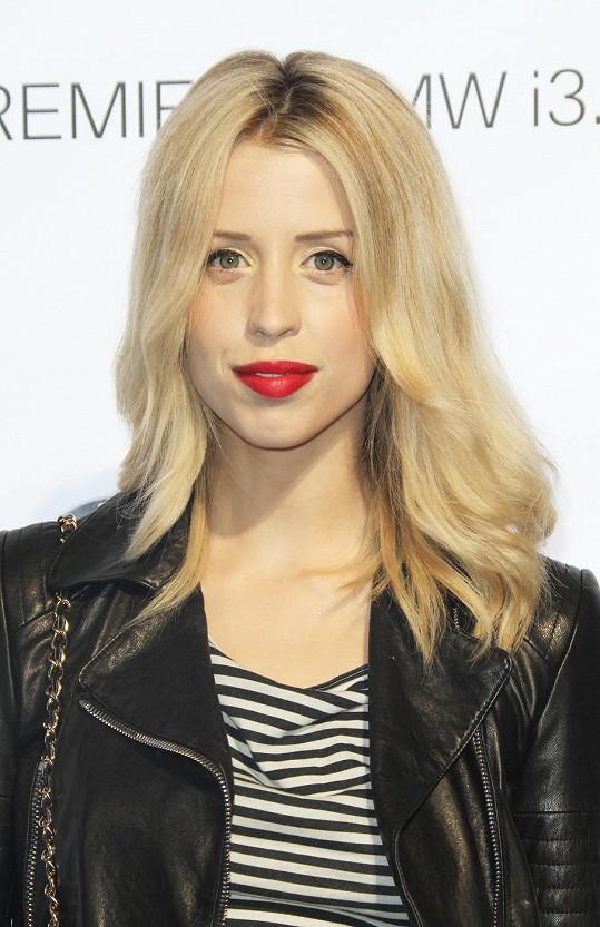 Peaches Geldof doplatila na sílu heroinu.