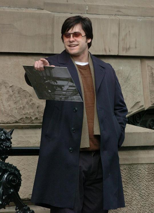 Jared Leto ztloustl kvůli roli v Zavraždění Johna Lennona tolik, že nemohl vůbec chodit.