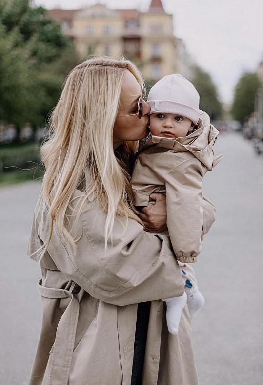 S dcerkou Medou