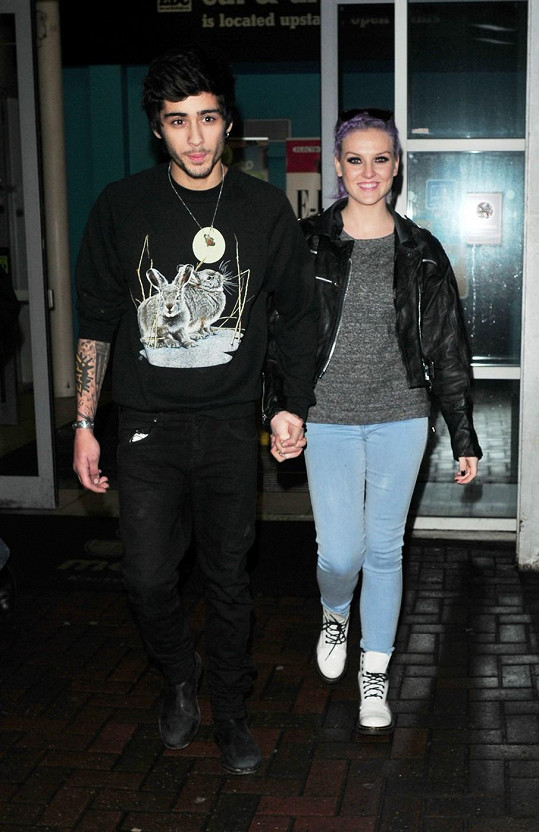 Zayn Malik z One Direction a Perrie Edwards z Little Mix opět tvoří pár.