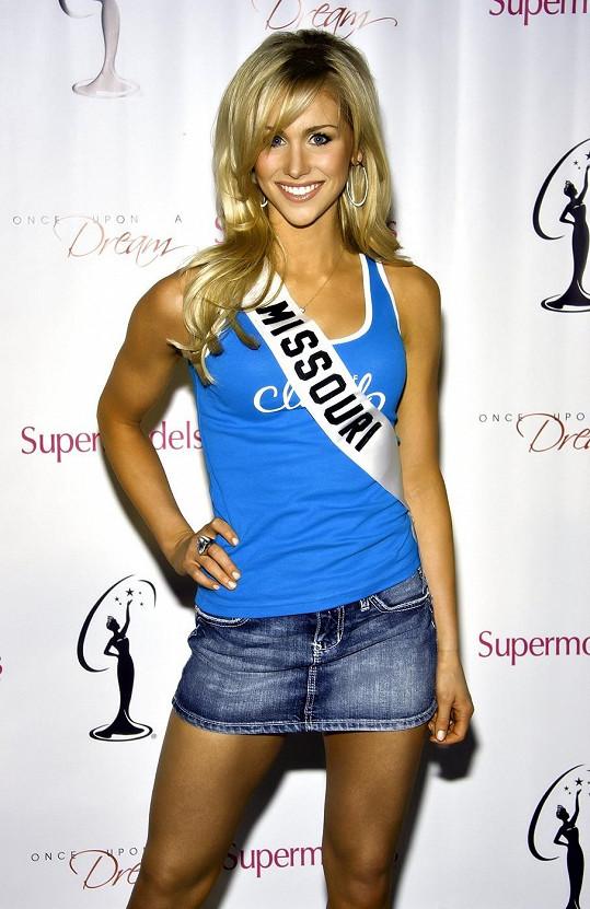 Candice Crawford jako Miss Missouri