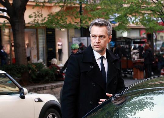 V českém Deníku Bridget Jonesové bude excelovat polský herec Michał Żebrowski.
