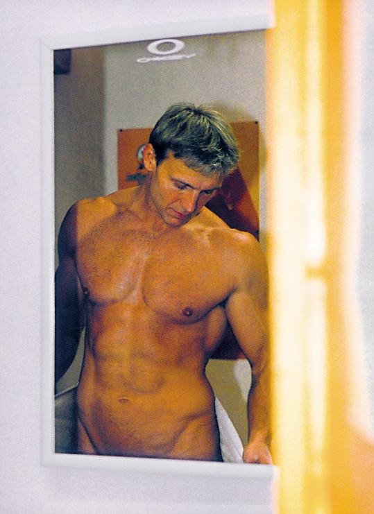 Martin Maxa na snímku z roku 2002