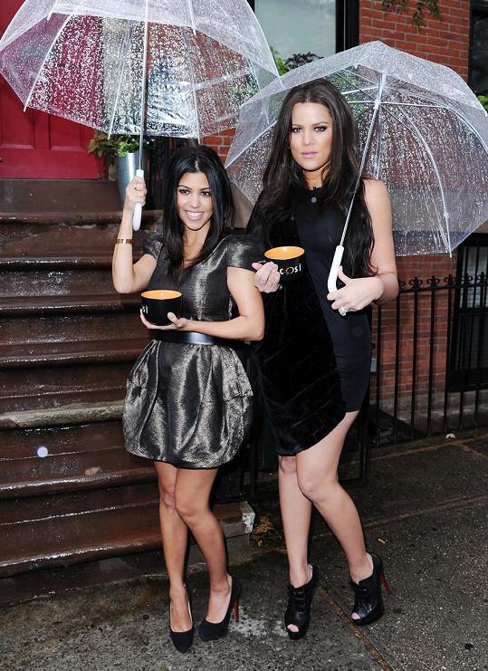 Khloé vždy platila za tu nejstatnější Kardashianku, nyní má postavu snů.