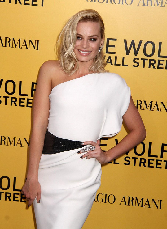 Margot Robbie zazářila ve filmu Vlk z Wall Street.