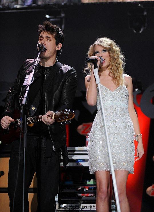 John Mayer zlomil náctileté Taylor Swift srdce.