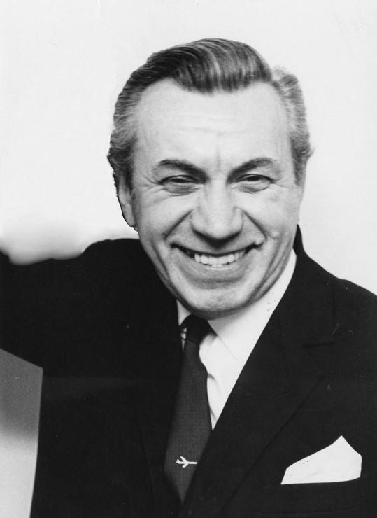 Jaroslav Štercl byl vynikající bavič.