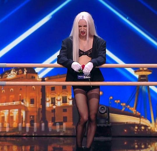 V Česko Slovensko má talent jsou k vidění i neotřelá vystoupení.