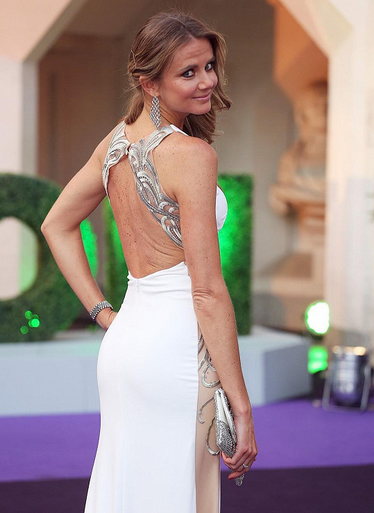 Daniela Hantuchová už tenisovou kariéru pověsila na hřebík.