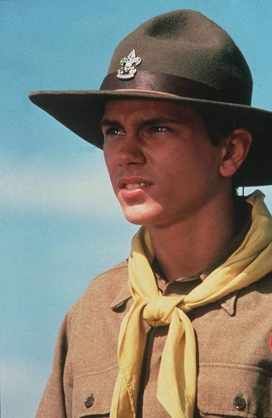 River ve slavném filmu Indiana Jones a Poslední křížová výprava (1989)