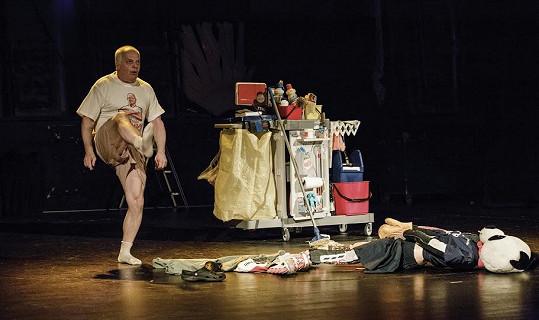 Boba Klepla diváci uvidí na Letní scéně Vyšehrad v rámci METROpolitního léta hereckých osobností.