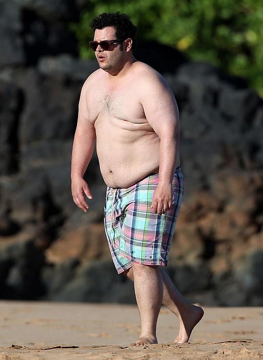 I s tímto tělem se dá uspět v Hollywoodu.