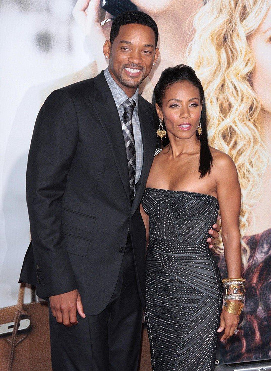 Jada je od roku 1997 provdaná za Willa Smitha.