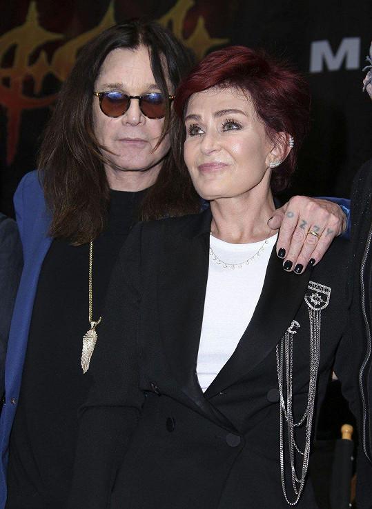 Ozzy a Sharon Osbourneovi - 36 let