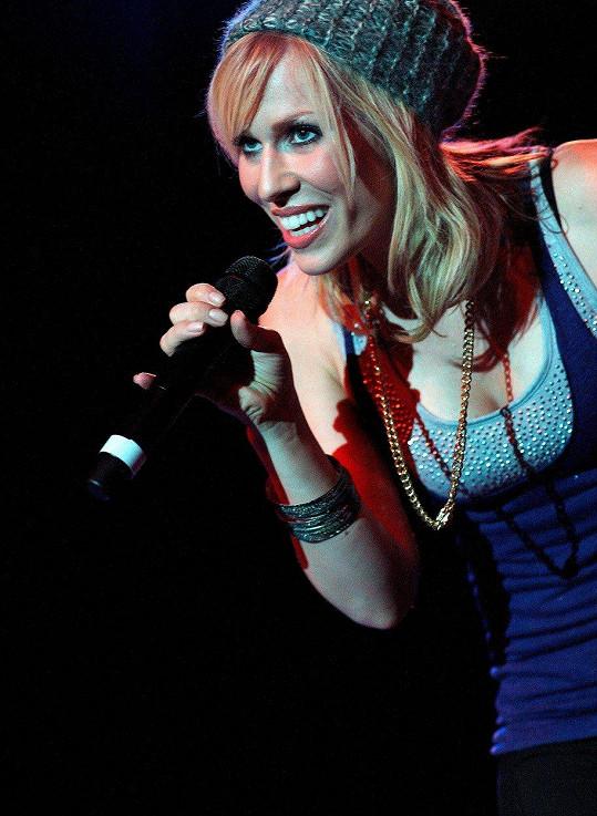 Zpěvačka Natasha Bedingfield