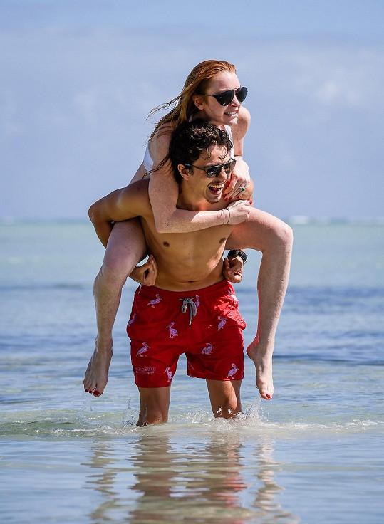 Lindsay Lohan našla muže svých snů.