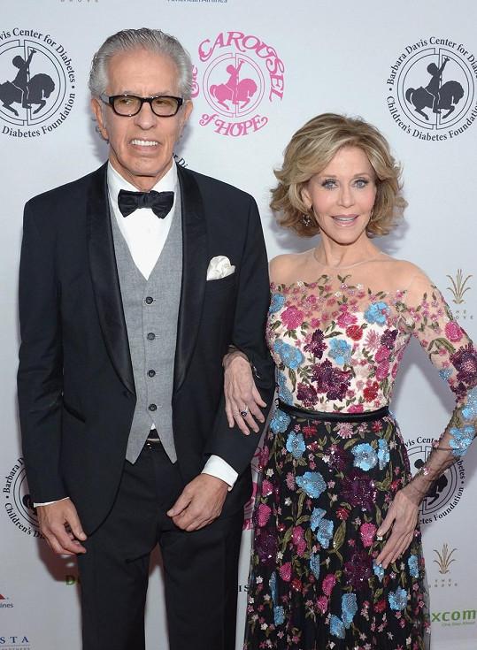 Dům prodávají Jane Fonda a Richard Perry po pěti letech.