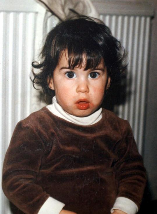 Amy v dětství