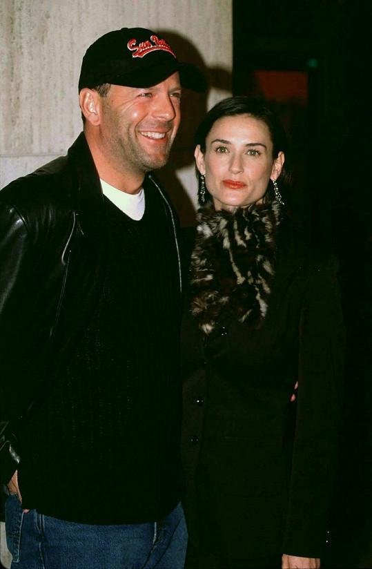 Demi Moore s Brucem Willisem (1997)