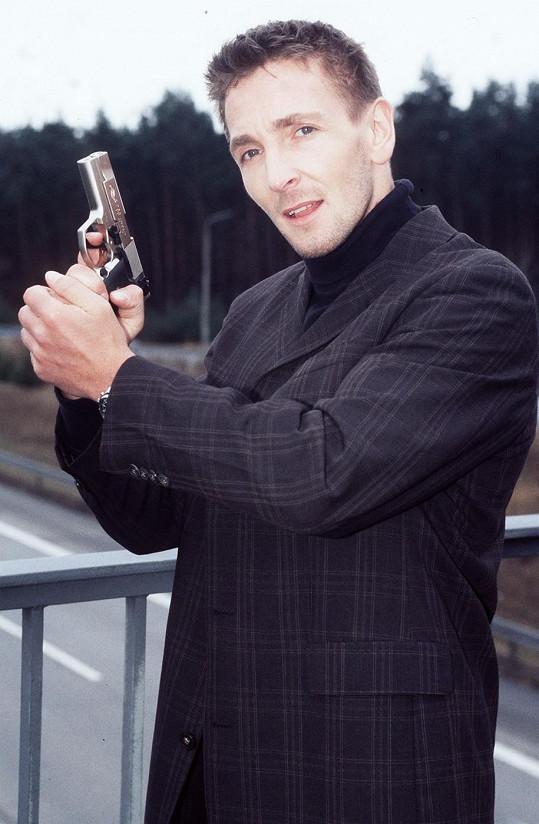 Mark Keller jako vrchní komisař André Fux v Kobře 11.