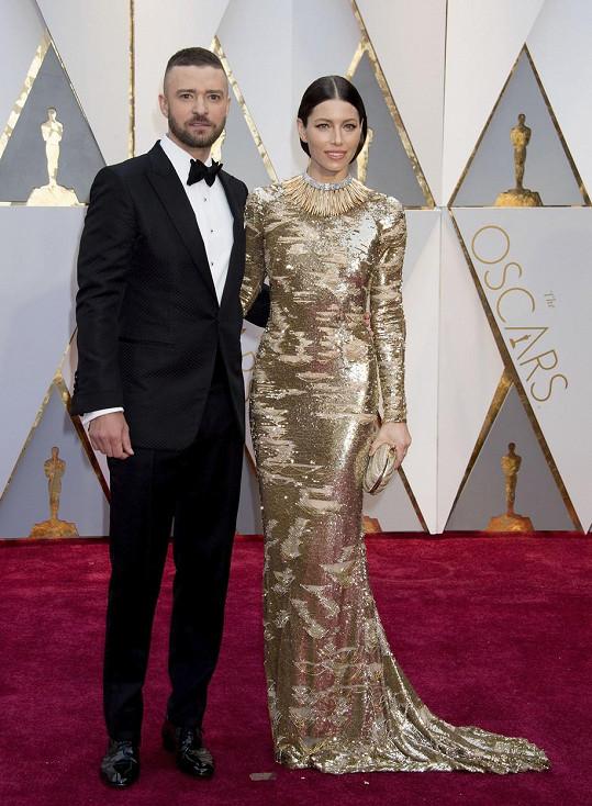 Timberlake je od roku 2012 ženatý s Jessicou Biel.