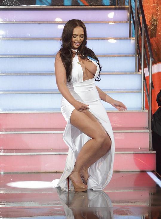 Tohle děvče produkce britské hudební MTV vyhodila z vlastní reality show hned po odvysílání první epizody.