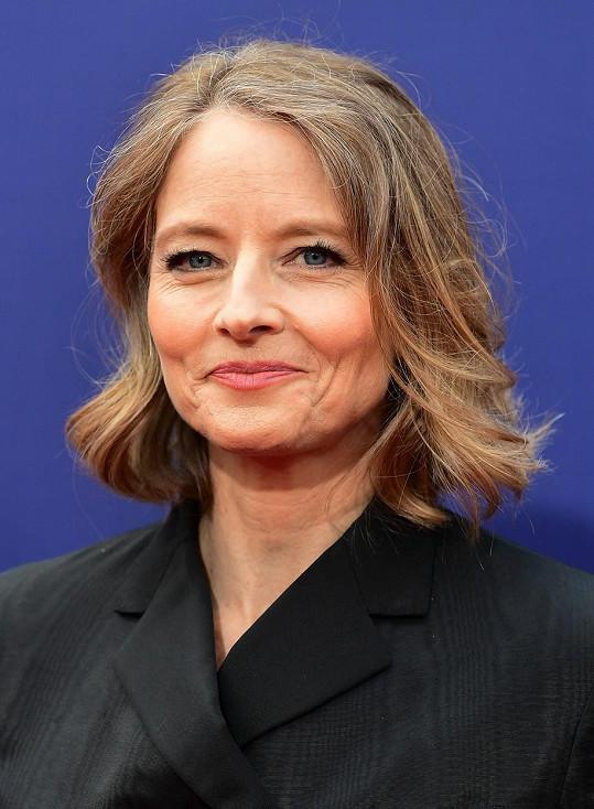 Plastiky nepatří k image Jodie Foster.