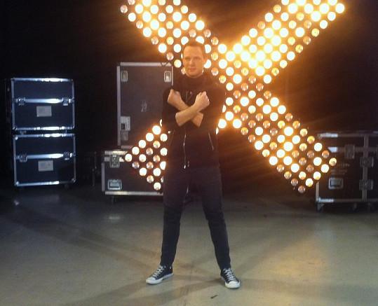 X Factor moderuje stejně jako Talent Martin Pyco Rausch.