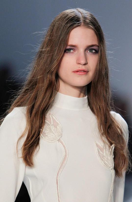 Magdalena je múzou Rafa Simonse.