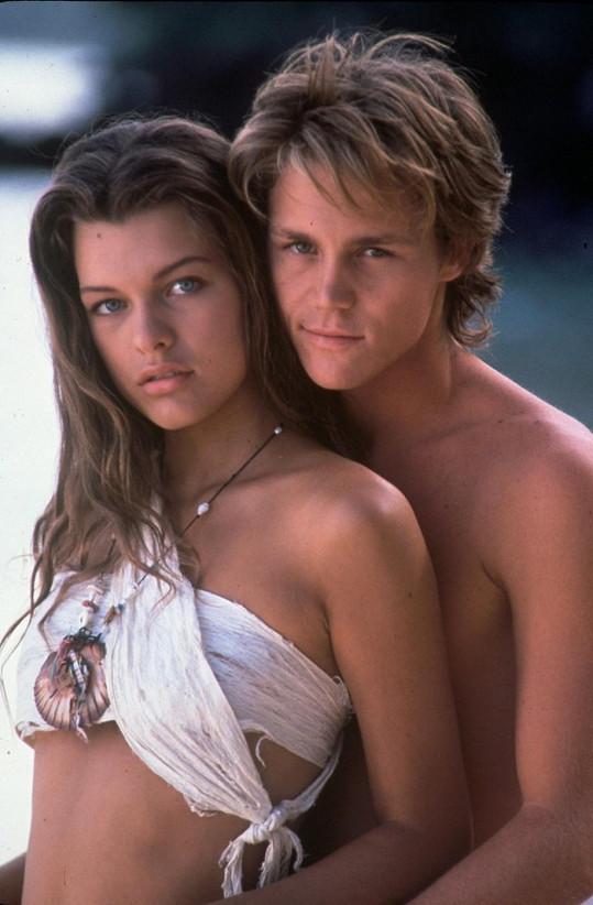 V návratu do Modré laguny s Brianem Krausem hrála v roce 1991.