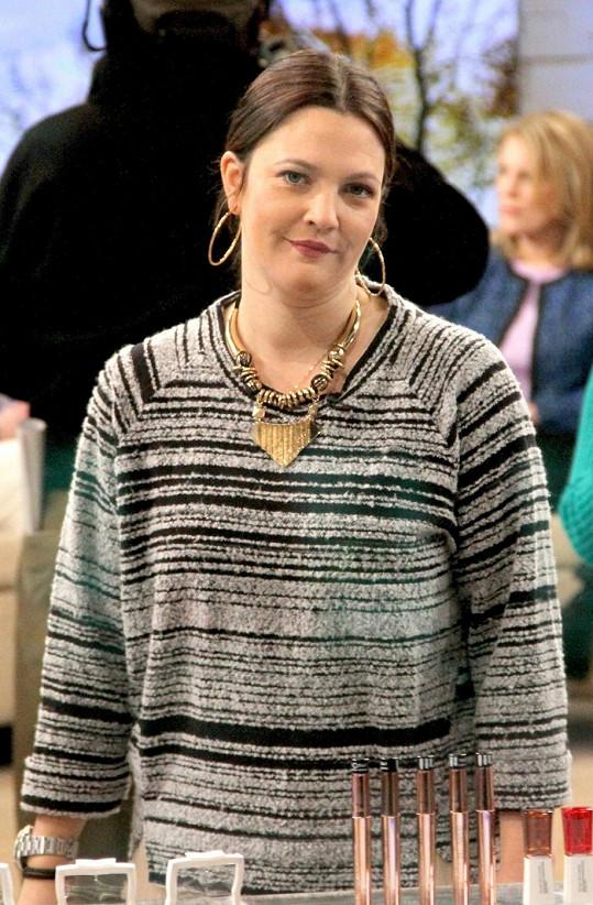 Kam se poděla krásná Drew Barrymore?