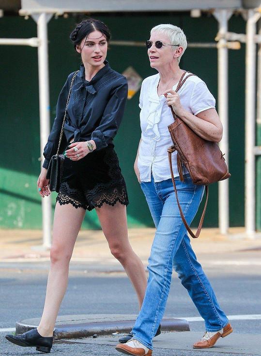 S matkou Annie Lennox