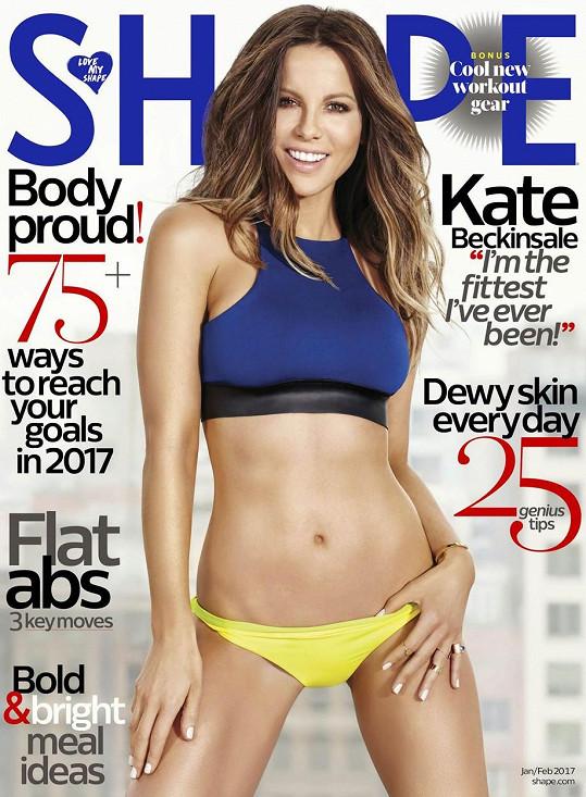 Kate často zdobí titulky známých magazínů.