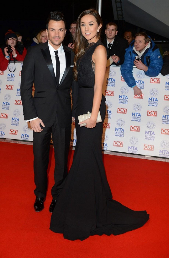 Peter Andre a Emily MacDonagh