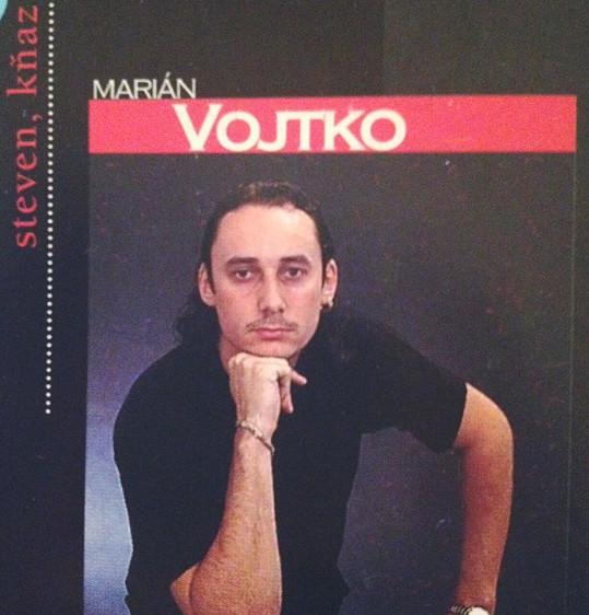 Marian Vojtko v roce 1998