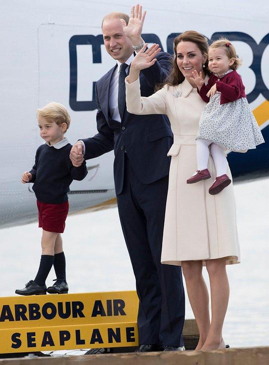 Královská rodina se zanedlouho rozroste o dalšího člena.