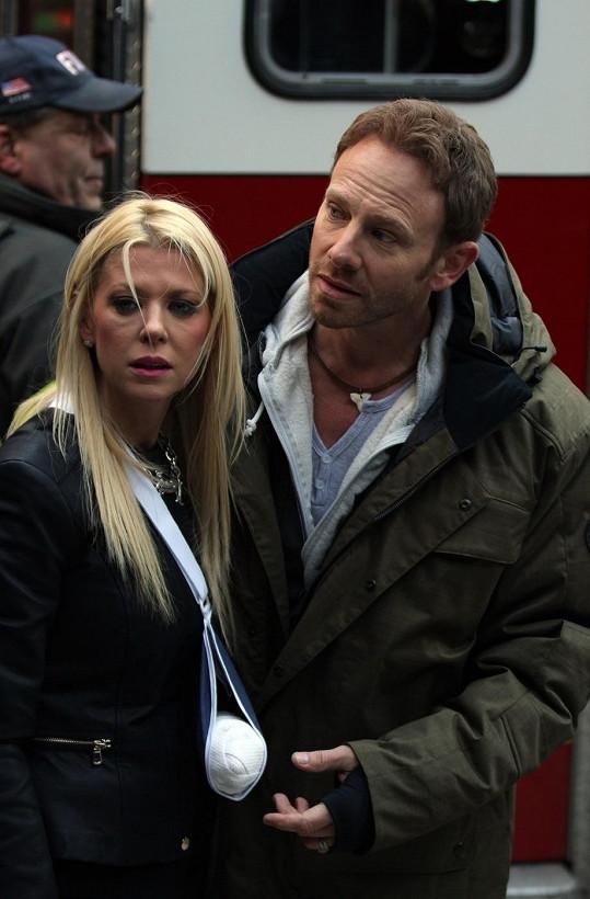 Zieringovu manželku ztvární opět Tara Reid.